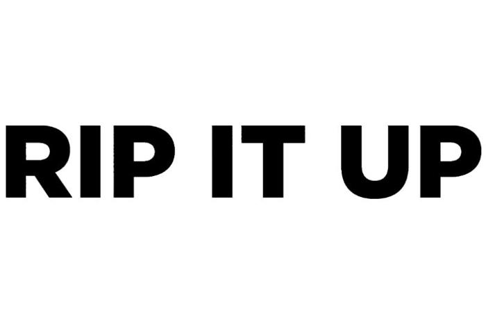 Rip It Up Girl Asleep Film